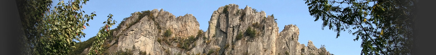 Int - Seneca Rocks - F